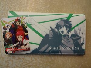 Devil Is A Part Timer Maou & Ashiya Anime & Manga Official Wallet