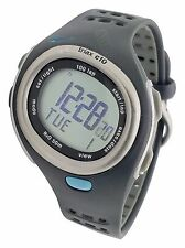 Nike Triax C10 SM0025 001 Anthracite/Skyline Blue Heart Rate Monitor Watch