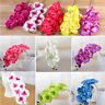 1pc Faux Silk Orchid Flowers Party Wedding Home Festival Decor Phalaenopsis