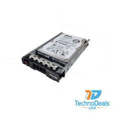 """Dell 1.2TB 6Gb//s 10K 2.5/"""" SAS 342-5521 HDD Hard Drive"""