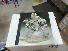 Lladro , The Art of Porcelain , 1981 , Vintage , Collectible