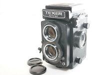 [NEAR MINT]TEXER Auto Mat Medium Format TLR w/ 75mm f/3.5 from Japan