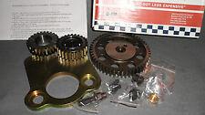 Gear Drive NOISY Steel Plate Mount Timing Set Oldsmobile 330 350 400 455 GD455MN