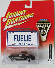 JOHNNY LIGHTNING - CLASS OF 57 - 1957 CHEVY CORVETTE HARDTOP rr #3