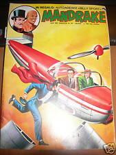 MANDRAKE ALBI DEL VASCELLO #92/1979 SERIE CRONOLOGICA
