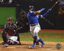Javier Baez Chicago Cubs Home Run Game 7 2016 World Series Licensed 8x10 Photo