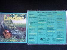 Reader's Digest/Lieder die das Leben schrieb Wolfgang Ambros, Georg Danzer/CD