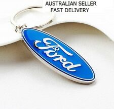 FORD KEYRING KEY RING CHAIN KEYCHAIN FALCON XR6 XR8 FOCUS MUSTANG ESCAPE RANGER