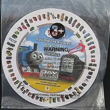 Thomas Day of the Diesels Movie Promo 62 Character Identification Wheel - Rare