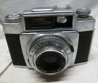Vintage AGFA Super Silette-LK 35mm Film Camera COLOR-APOTAR 2.8 45mm Lens