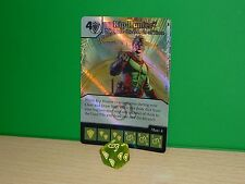 Dice Masters DC Batman FOIL - 030 Rip Hunter