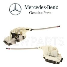 Mercedes W204 W207 Set Pair of Front Left & Right Door Lock Mechanisms Genuine