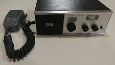 Vintage Home Allied Model A-2559 11 Channel 5 Watt Transceiver with Microphone
