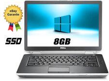 Dell Latitude E6320 Intel 2520M Core i5 2x2.50 GHz  Wlan  128SSD 8GB WIFI  W10