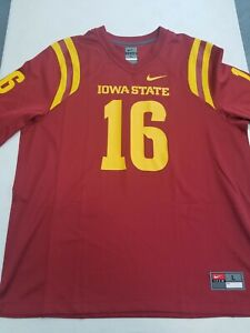 NWT- Iowa State Cyclones Football Jersey Large