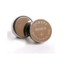 2Pc Sony 2477 Cr2477 Lithium Coin Battery 3V, 1000 mAh