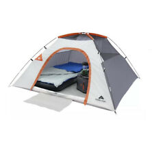 Ozark Trail 3 Person Dome Tent Light Camping Gear Outdoors Collapsible