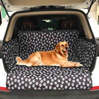 Hundedecke Schutzdecke Autoschondecke Rückbank Hund  Kofferraum Wasserdicht Auto