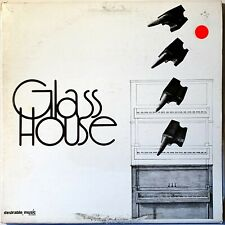 Glass House - Glass House LP - 8010-52 - VG+