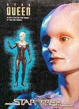 Star Trek Latinum Edition BORG QUEEN Statue ~ Playmates