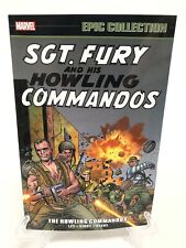 Sgt Fury Epic Collection The Howling Commandos Col #1-19 Marvel Comics New TPB
