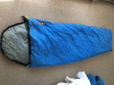 "J & H brand ""Bush-Lite"" down sleeping bags (2)"