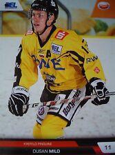 464 Dusan Milo Krefeld Pinguine DEL 2008-09