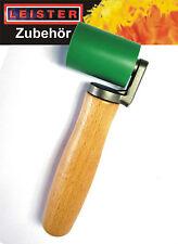 Leister handandrückrolle 40mm SFERA immagazzinati, monco (Silicone) 140160
