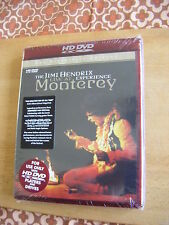 The Jimi Hendrix Experience - Live At Monterey - HD **NEW SEALED***