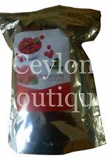 Pur Ceylan Thé aromatisé Framboise 125 G Loose Leaf Black Tea
