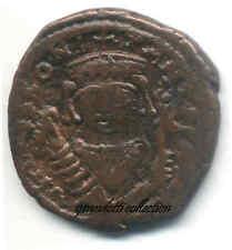 dbea57aecd TIBERIO II COSTANTINO FOLLIS IMPERO BIZANTINO MONETA NIKOMEDIA 578 - 582