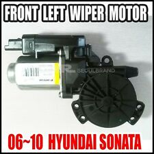 Hyundai 2006-2010 Sonata Power Window Motor Front Left  Genuine OEM 82450-3K011