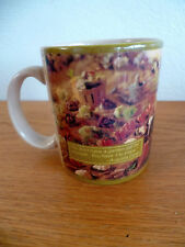 Boyds Bear Coffee Mug You Don't Have a Garden Just for Yourself...Augusta Carter