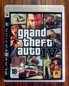Grand theft auto IV 4 completo Ps3 Sony PlayStation 3