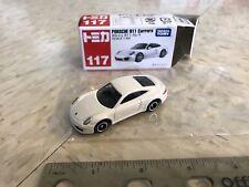 TOMICA Porsche 911 Carrera  No.117 / Die Cast Car Train  Truck Toy