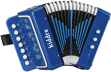 More details for kiddire button accordion 10 keys toy music instrument for kids boys beginners