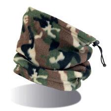 SCALDACOLLO Camouflage MILITARE in PILE Uomo DONNA Fascia CUFFIA Sciarpa  TESTA 6a93e5afe78f