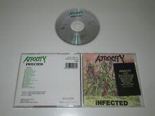 Atrocity / Infected (metalcore noyau 3) CD Album