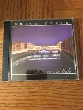 A Summer In Italy by Brian Crain (CD, Jul-2007, Crain Records)