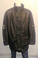 Adidas Leather Jacket Olympic Centennial Collection St Moritz 1948 in size XL