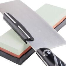 Whetstone Sharpening Stone Sharpener Guide Grinder Angle Kitchen Rail J4A3