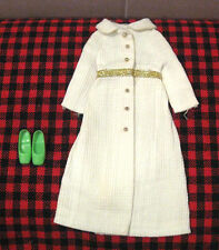 1972 VINTAGE SKIPPER~Best Buy Fashion~WHITE,BRIGHT`N SPARKLING~MINT~Green Shoes!