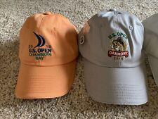 Lot Of 5 Us Open golf hats (2015-19)