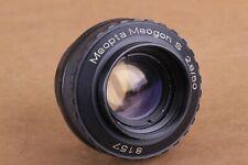 Meopta Meogon 50mm f2.8 L39 mount enlarging lens f/ Macro