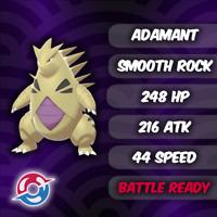 6IV Battle ready *SHINY* Tyranitar - Pokemon Sword & Shield NOT Mew/Ditto