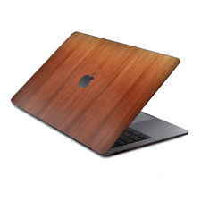 Skins Wrap for MacBook Pro 15 inch Retina Touch  Smooth Maple Walnut Wood