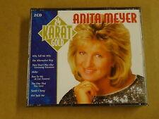 2-CD BOX / ANITA MEYER – 24 KARAT GOLD