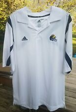 Large Mens Adidas ClimaCool Michigan Wolverines Polo Shirt