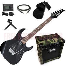 Ibanez Grx20 BKN Chitarra elettrica Amplificatore Marshall Mg10g Gold