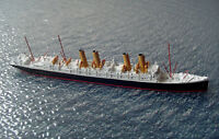 NDL Liner KAISER WILHELM II by CM 1:1250 Waterline Ship Model